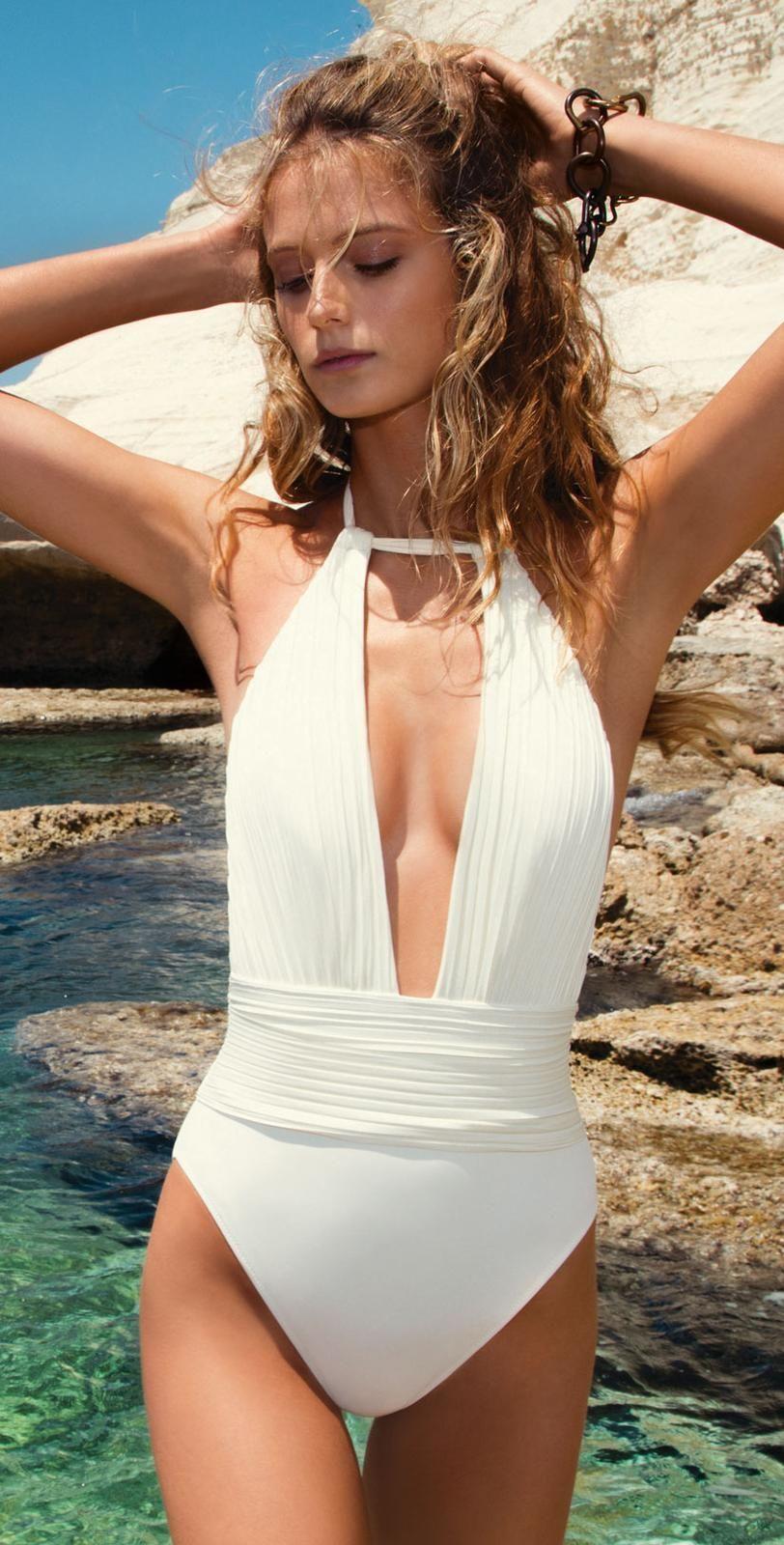 Ivory Swimsuit