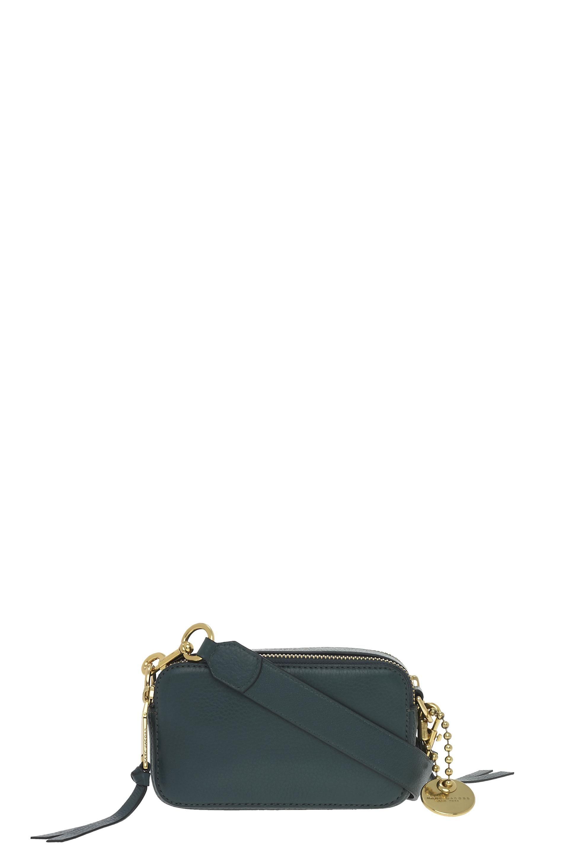 5d34221cb7 MARC JACOBS Recruit Camera Bag. #marcjacobs #bags #shoulder bags #leather #