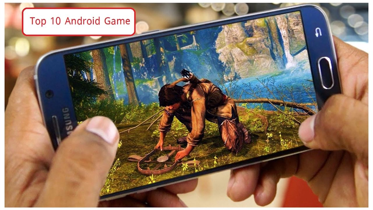 Top 10 Best Android Games for Kids Offline 2017 | Must Play Games