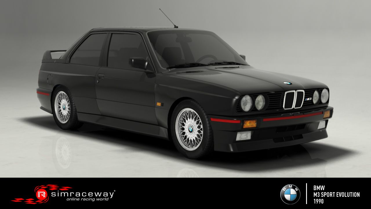 New Car Release The Bmw E30 M3 Sport Evolution To Take The