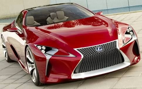 Pin by John Aer on Lexus #2 | Pinterest | Sports cars, Dream ...