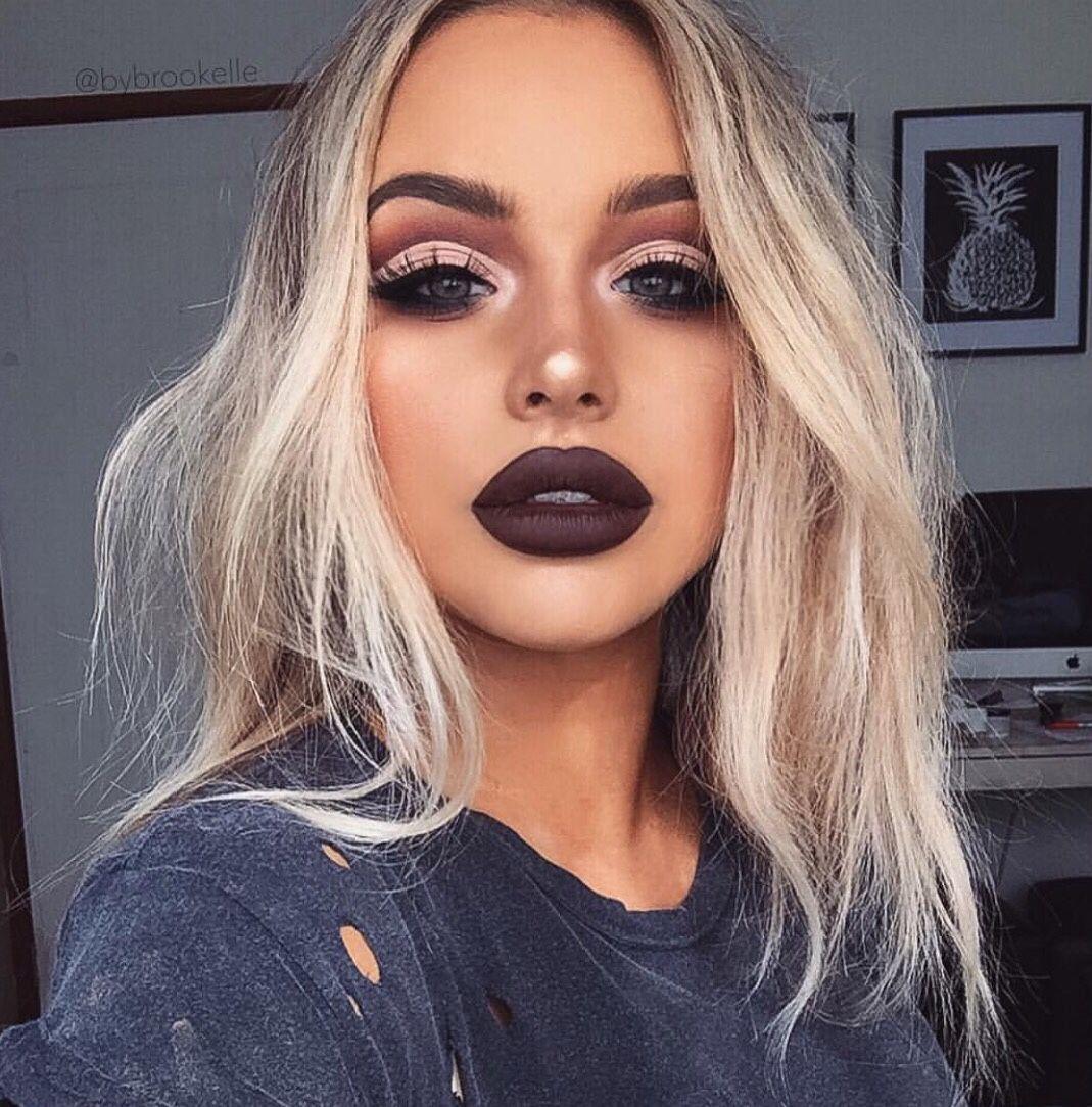 Luxelouu мαкєυρ pinterest makeup face and hair makeup