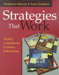 Strategies That Work: Teaching Comprehension to Enhance Understanding (By Stephanie Harvey) On Thriftbooks.com. FREE US shipping on orders over $10. We wrote this book to grapple with that jungle gym of thoughts, words,m and ideas that make up reading. We are insatiably inter ested in kids thinking.