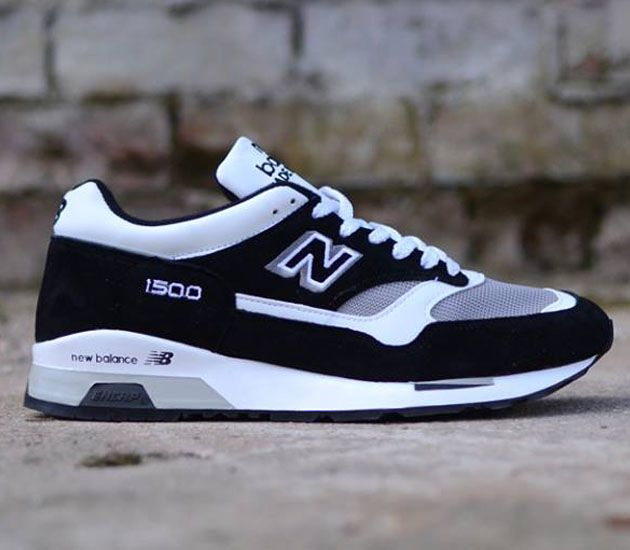 New Balance 1500 - Black   White - Grey  b8f238a6c