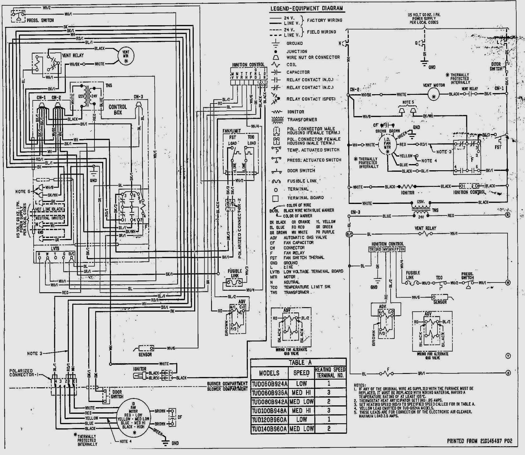 New Wiring Diagram Ac Fan Motor Thermostat Wiring Electric Furnace Furnace