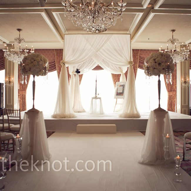 Non Traditional Wedding Arches: Pin By The Knot On Wedding Arches & Huppahs