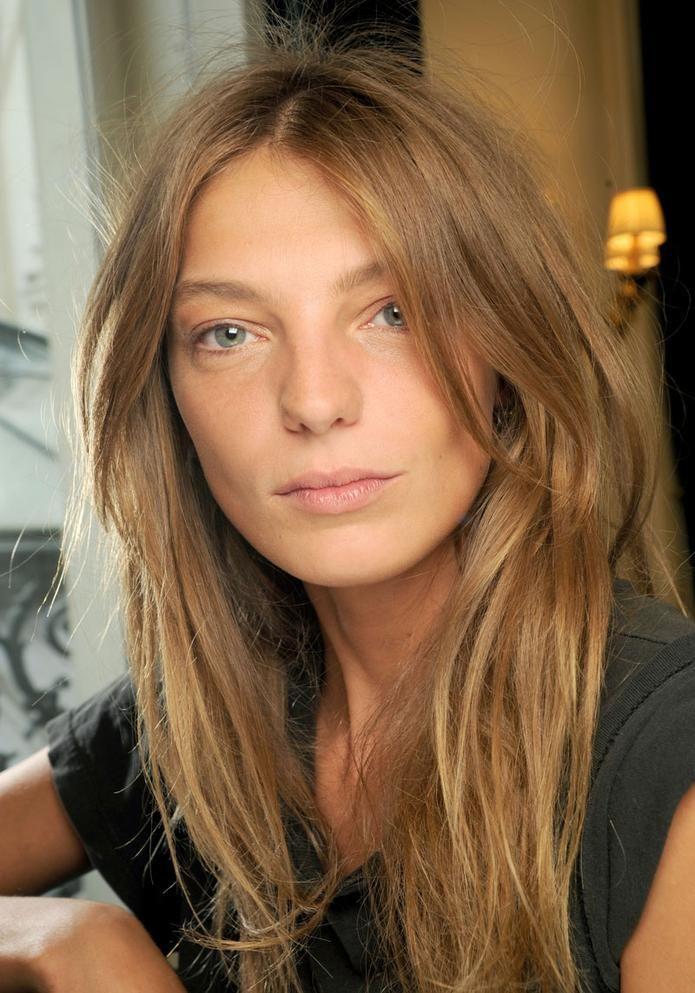Daria Werbowy - Hair, Makeup, Skin, Beauty Tips - Style.com