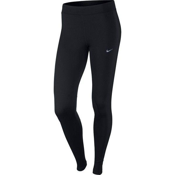 683afa6fd0004 Women's Nike Dri-FIT Essential Running Tights ($60) ❤ liked on ...