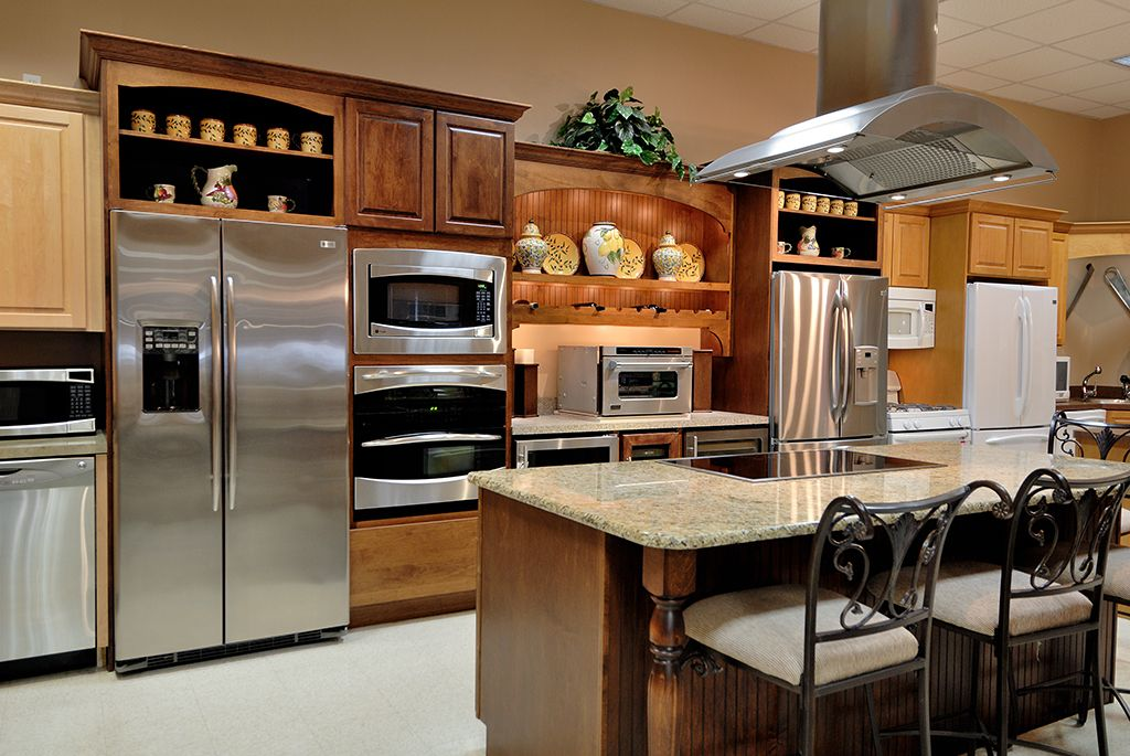 Kitchen Appliances Showroom. | Amazing Showrooms | Pinterest ...