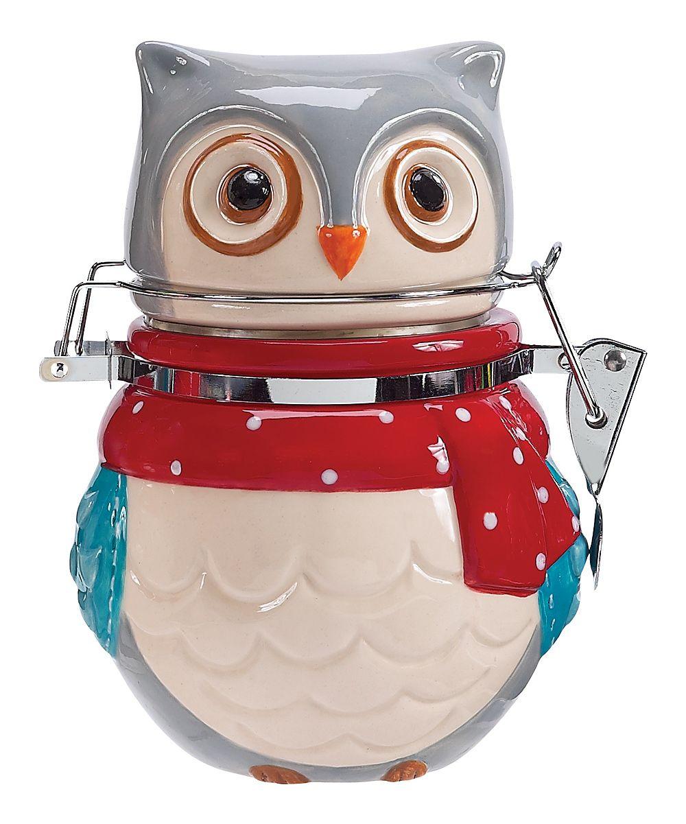 boston warehouse snowy owl jar buho pinterest eule. Black Bedroom Furniture Sets. Home Design Ideas