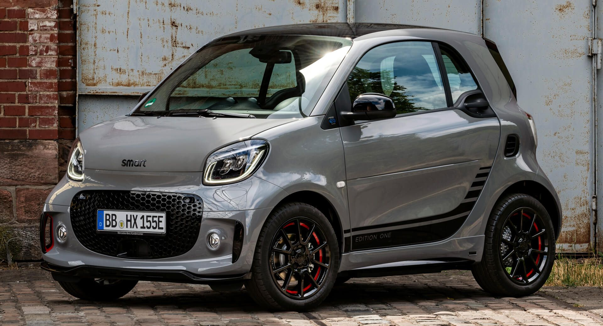 2020 Smart Eq Fortwo Costs Less Than The Citigoᵉ Iv Vw Group S