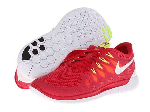 35008e7346856 Nike Nike Free 5.0  14 Legion Red Laser Crimson Atomic Mango White ...