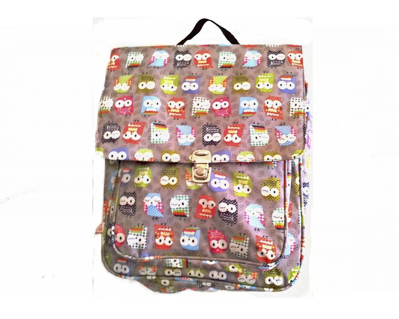So infinitely cute! Owls Backpack