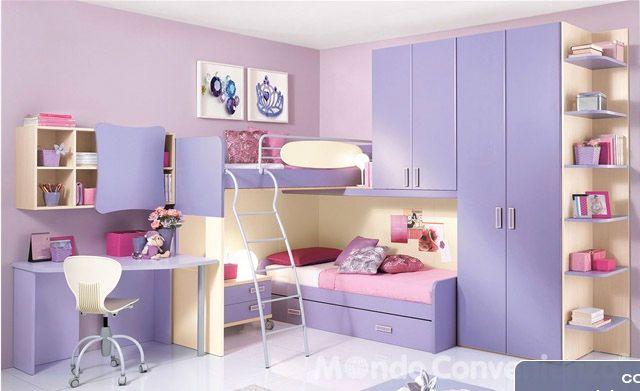 Idee per cambiare camera ragazza cerca con google casa arredo home girls bedroom kids - Idee per camera ragazza ...