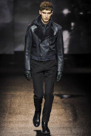 Salvatore Ferragamo Fall 2013 Menswear Collection Slideshow on Style.com
