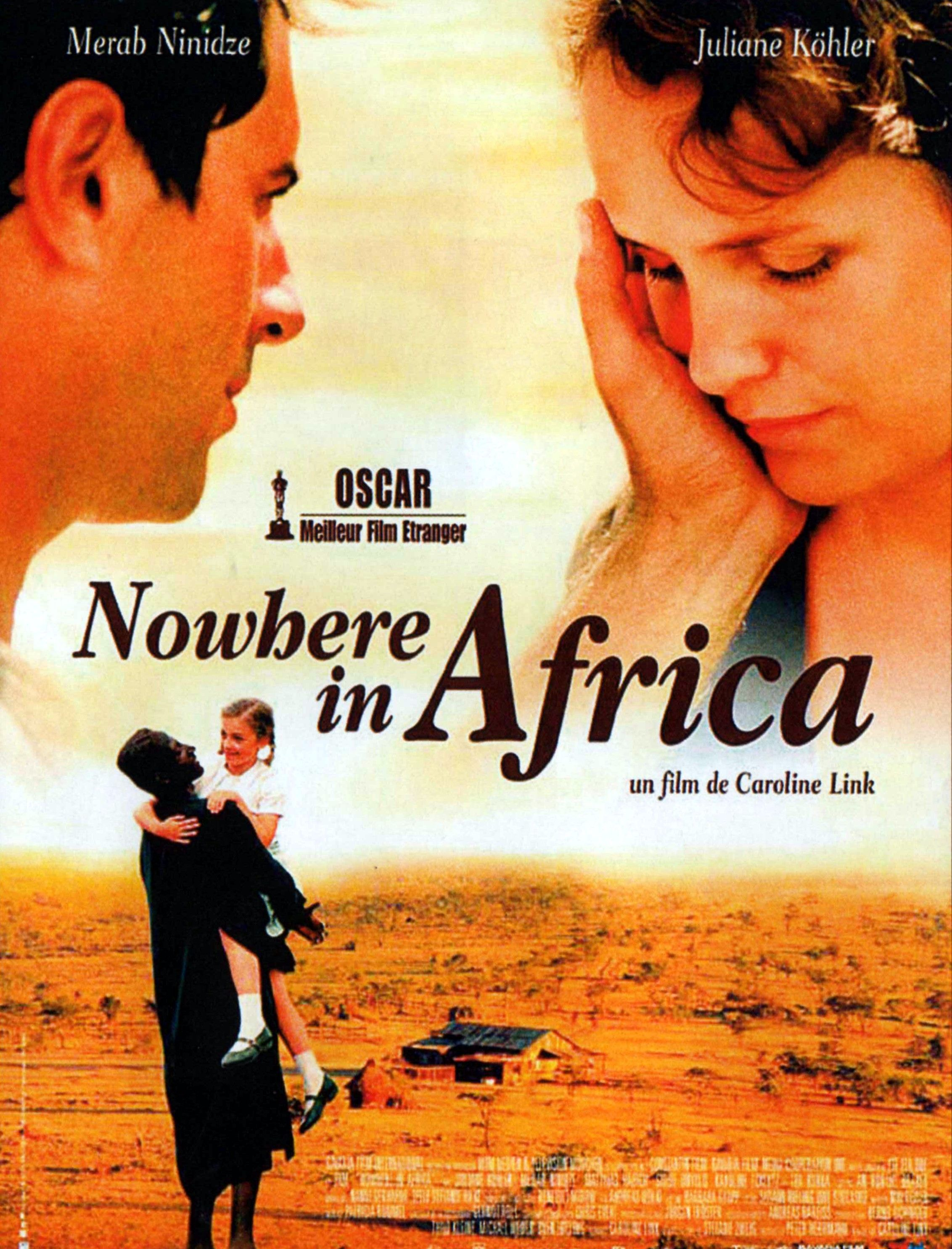 Nowhere in Africa (2001) Oscar films, Film, Foreign