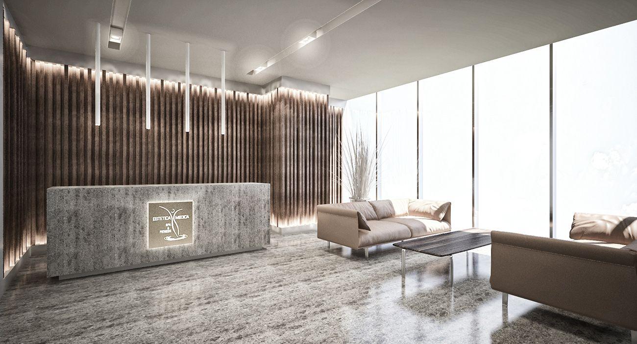BOMONTİ CLINIC | Clinic interior design, Medical clinic ...