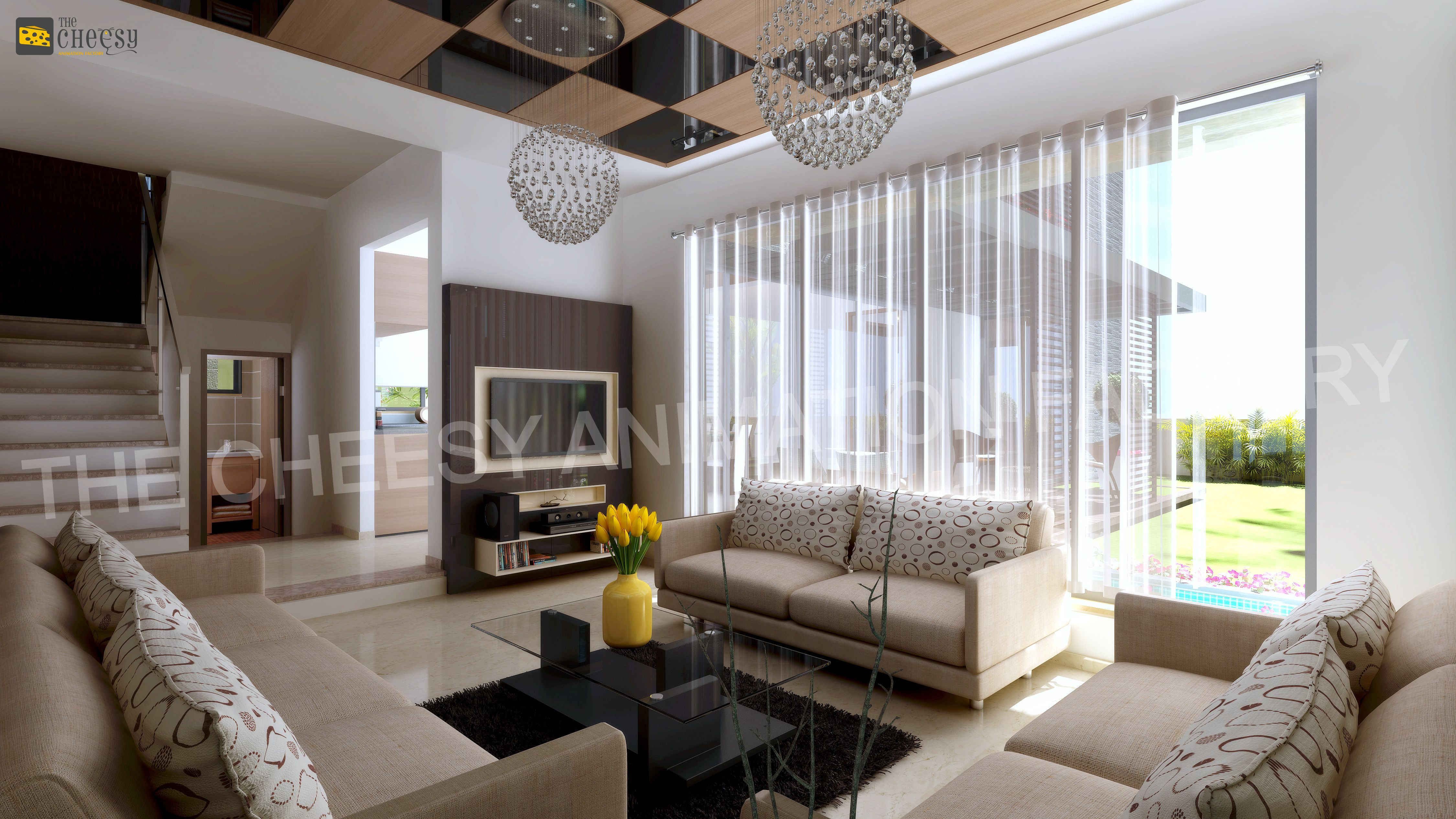 our created new 3d interior rendering work http www 3d