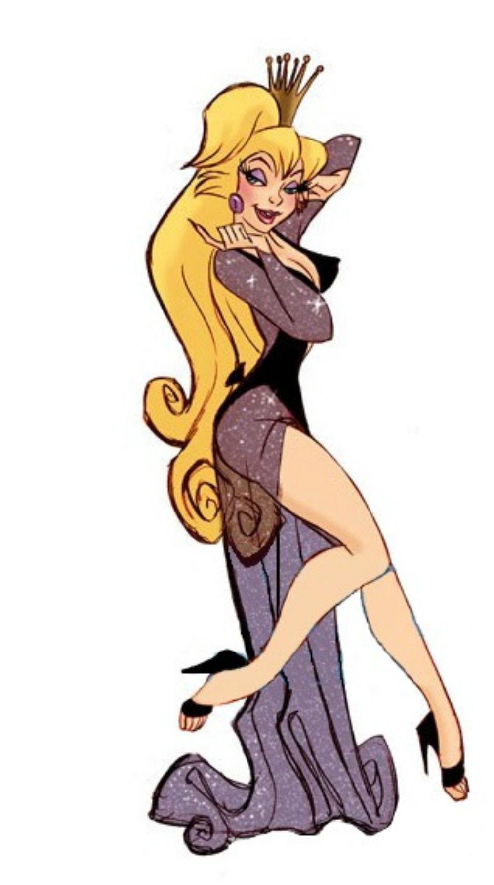 c?plak cartoon Daphne