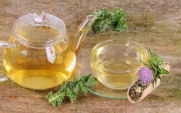Milk thistle tea softens skin & prevents flare ups such as eczema, acne, etc.