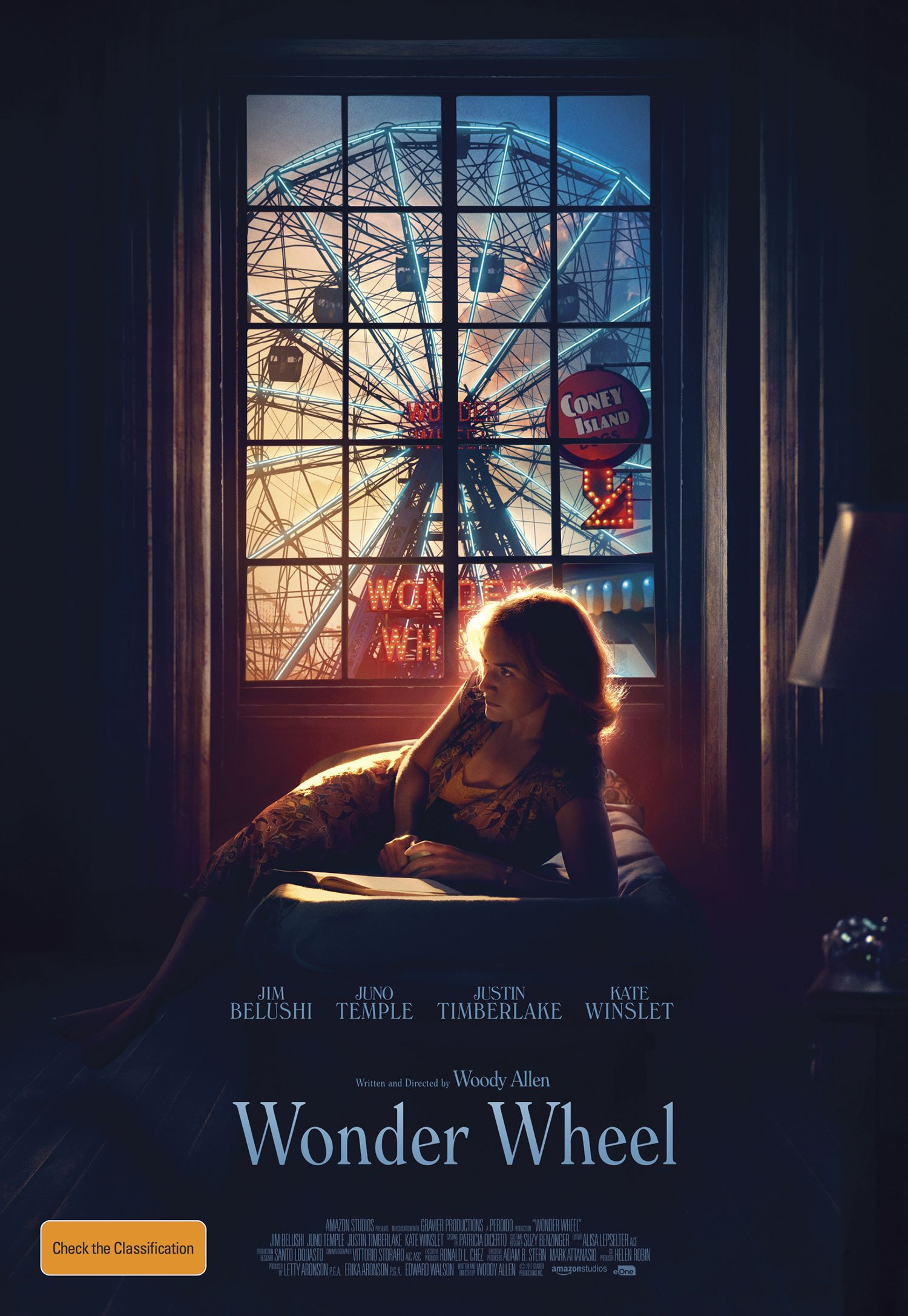 Wonder Wheel Is A Deranged Misguided Failure In Which Allen Masturbates All Of His Infamous Tropes Onto The Filmes Completos Grátis Filmes On Line Filmes Hd