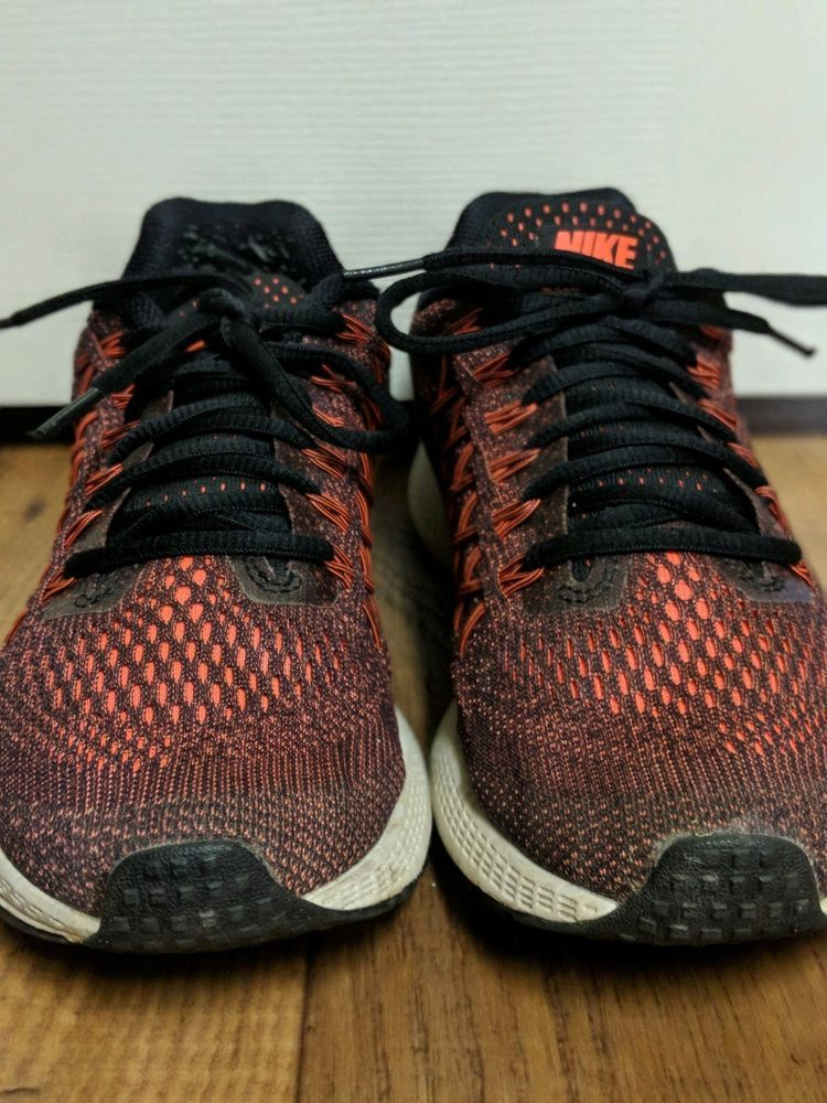 dff16ac420009 Nike Air Zoom Pegasus 32 Neon Orange   Black Running Shoes Women s 7.5   fashion  clothing  shoes  accessories  womensshoes  athleticshoes (ebay  link)