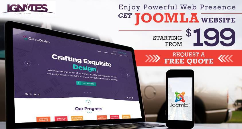 Deals And Offers Image By Ignytesagency Joomla Free Quotes Web Development