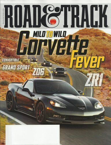 Road & Track Magazine April 2012 (Vol. 63 No. « Library User Group