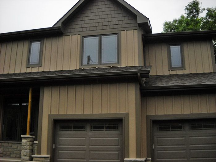 Hardie siding is built for climates with freezing ...