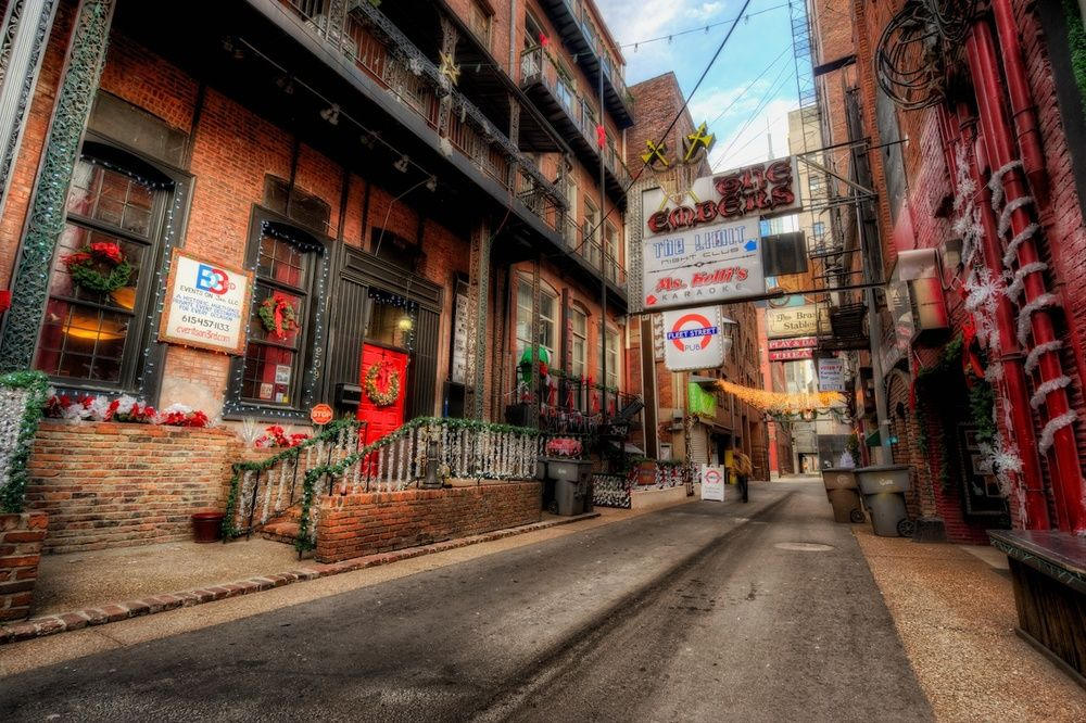 Printers Alley, Nashville, TN Photo spots, Nashville
