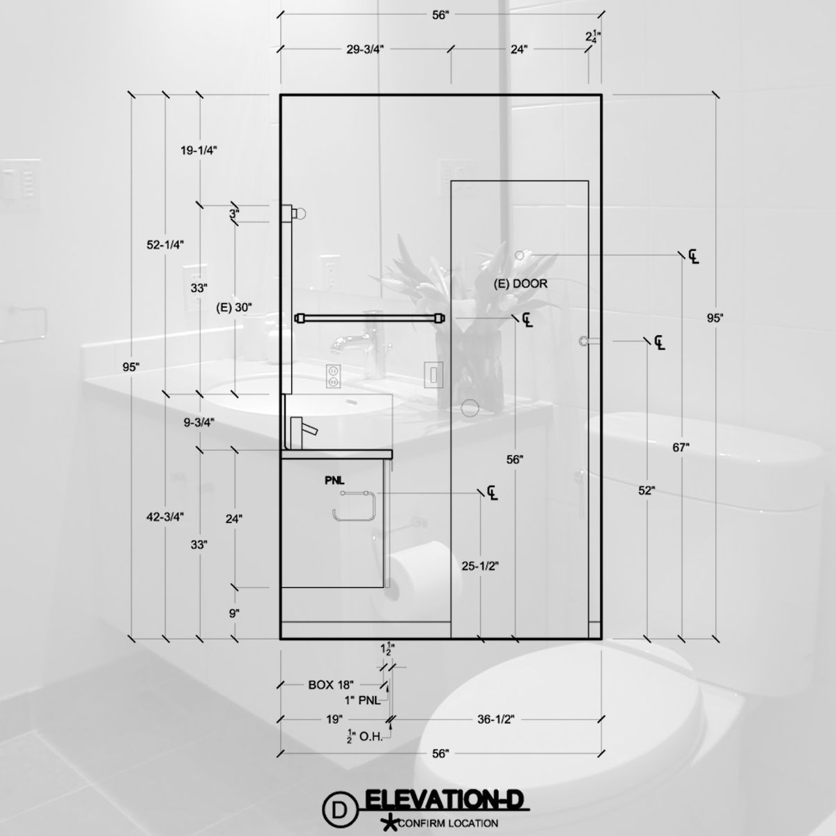 Bathroom Floor Plans X Bathroom Design Pinterest - 5 x 9 bathroom remodel