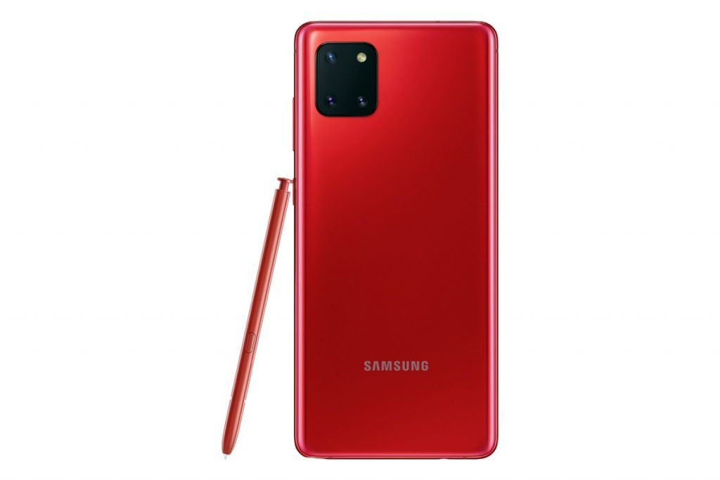 جالاكسي نوت 10 لايت مواصفات ومميزات وسعر Galaxy Note10 Lite صدى التقنية Samsung Samsung Galaxy Galaxy
