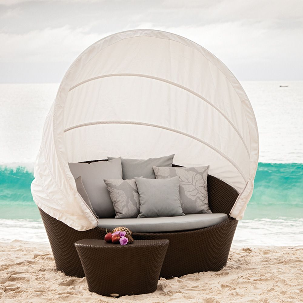 Attractive Outdoor Furniture And Accessories By Dedon