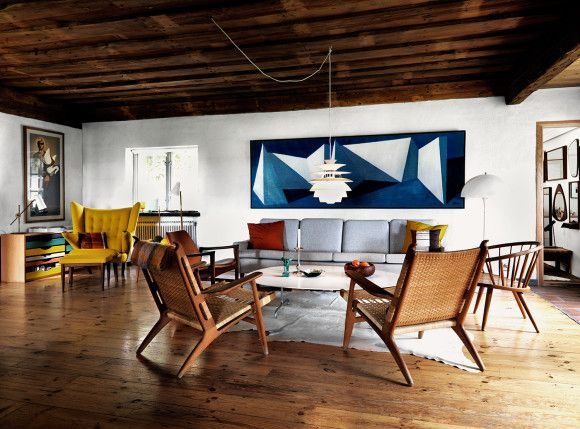 16 Stunning Scandinavian Interiors