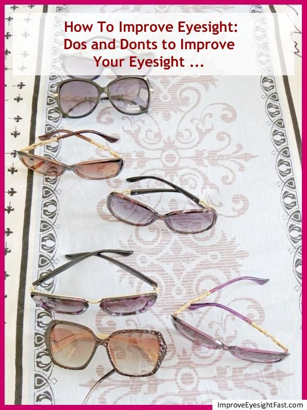 To Improve Eyesight Naturally Eye Sight Improvement Eye Exercises Eyesight Problems