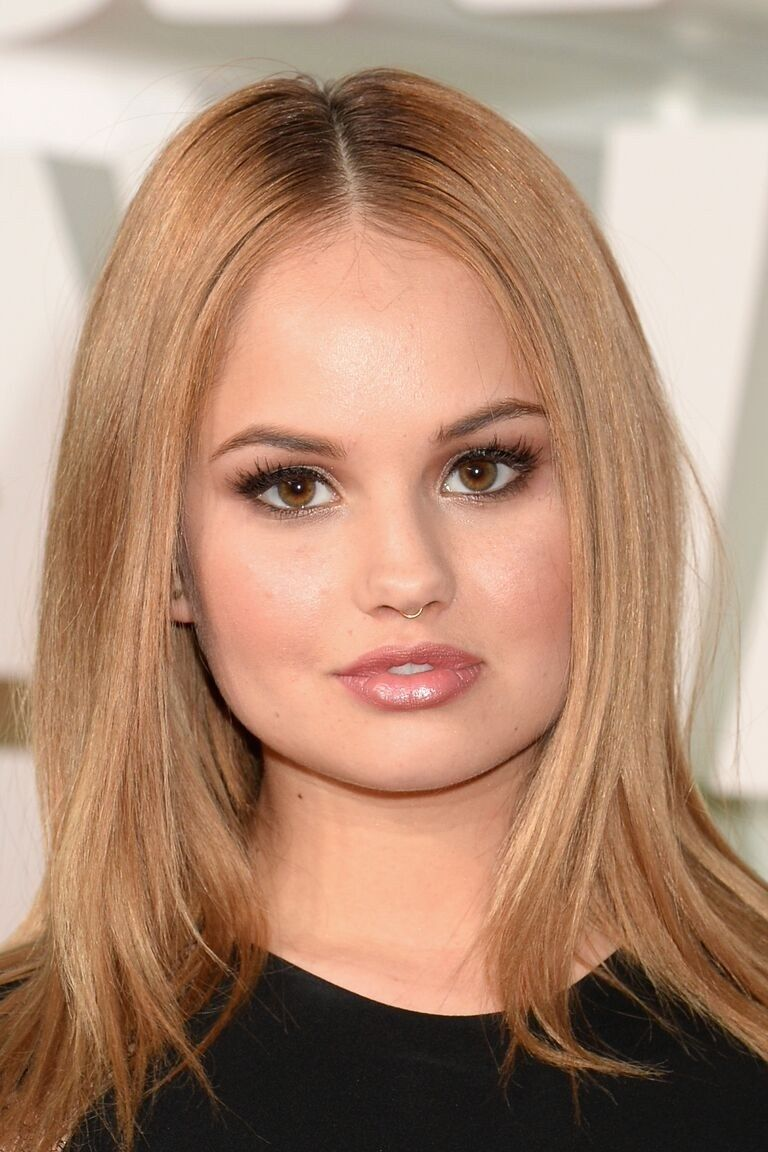 Debby Ryan Just Unveiled Her Subtlest Hair Color Yet Brunette Hair Color Cool Hair Color Cool Hairstyles