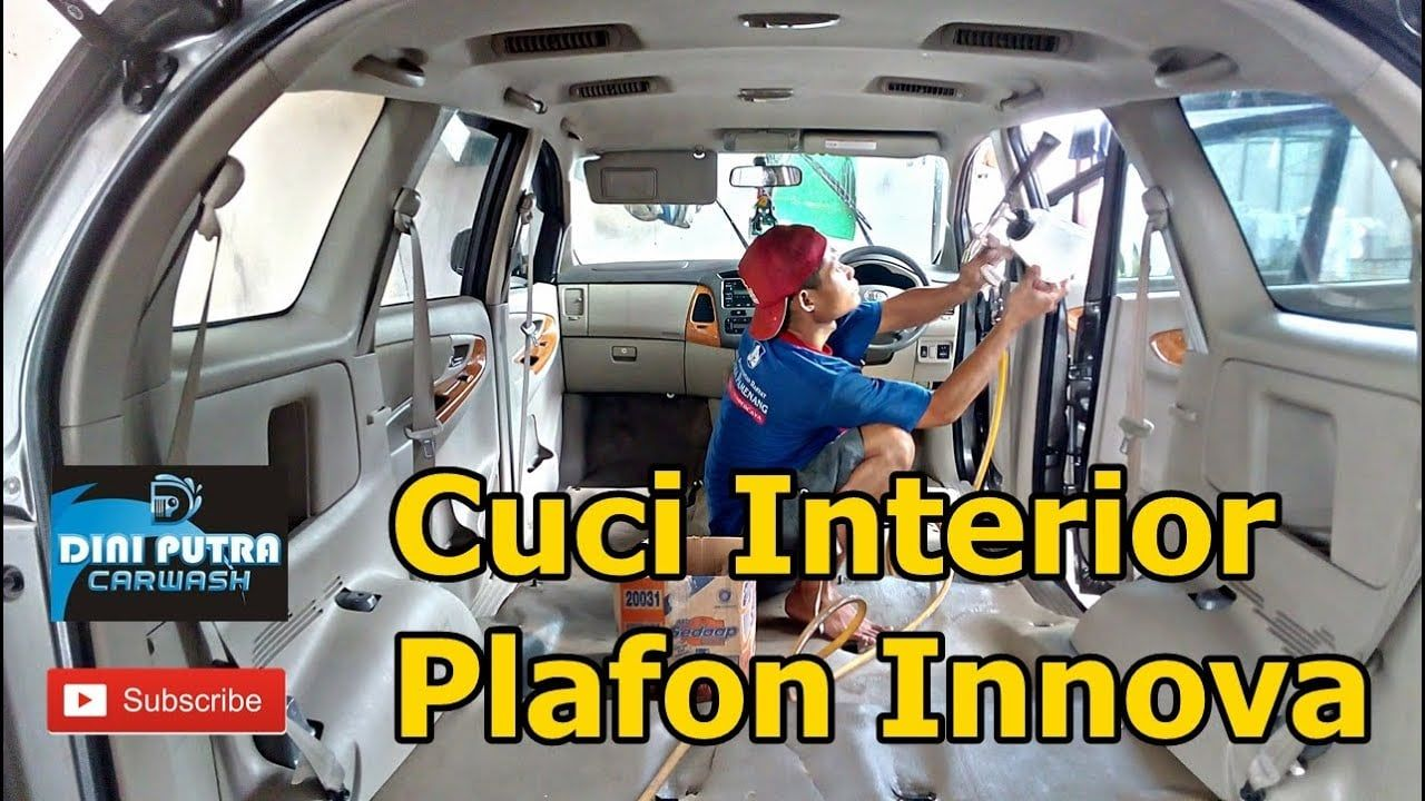 Modifikasi Plafon Mobil Innova Mobil Konsep Mobil Toyota