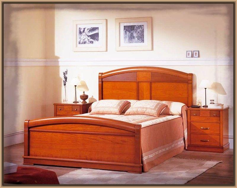 Resultado de imagen para modelos de cama de madera cama - Modelo de camas ...