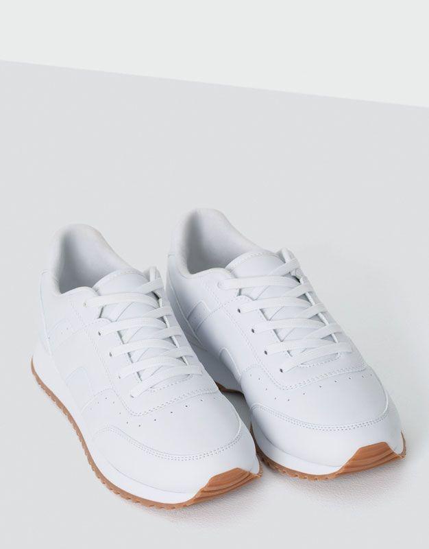 Modne Buty Sportowe Buty Damskie Dla Niej Pull Bear Polska Cute Shoes Stylish Watches Shoes