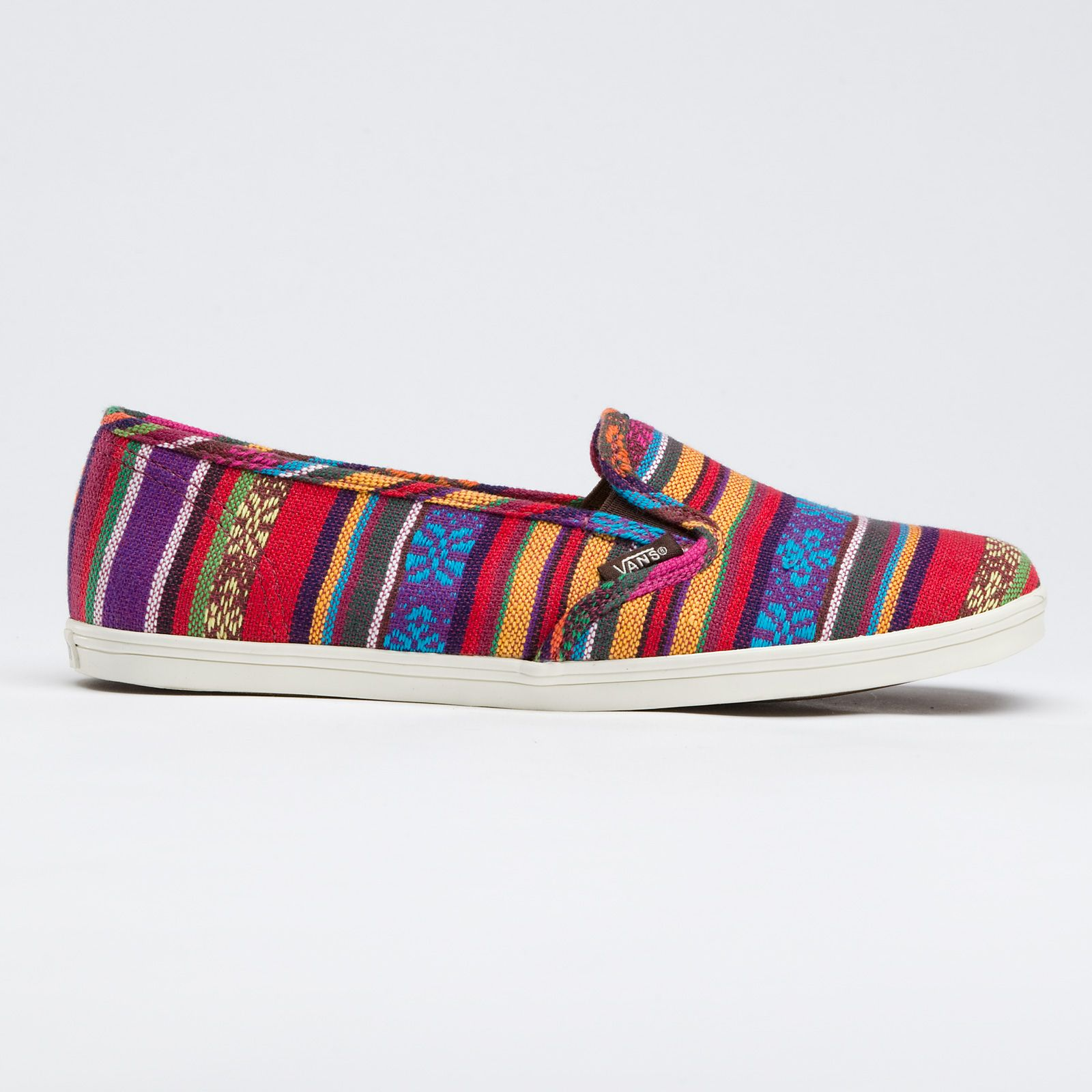 af9939c4414e01 Vans Guate Stripe Slip-On Lo Pro. I don t usually like shoes like this