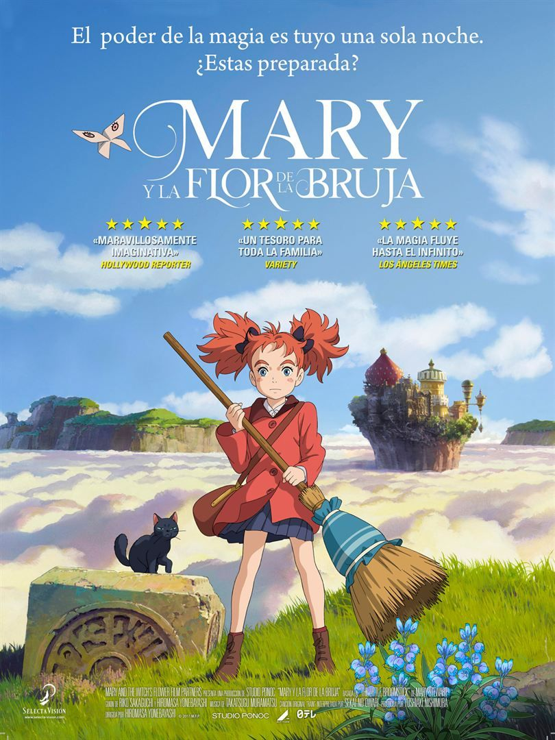 Mary Y La Flor De La Bruja Ver Pelicula Completa Mary Y La Flor De La Bruja Pelicula Gratis Mary Y La Flor De L Anime Movies Studio Ghibli Movies Anime