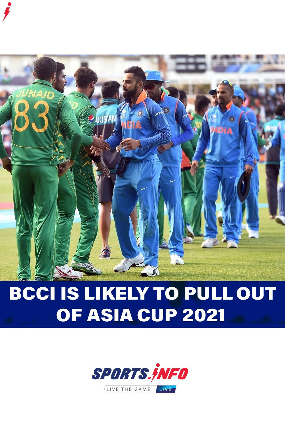 Bcci Is Likely To Pull Out Of Asia Cup 2021 In 2021 Asia Cup Sports Cricket News