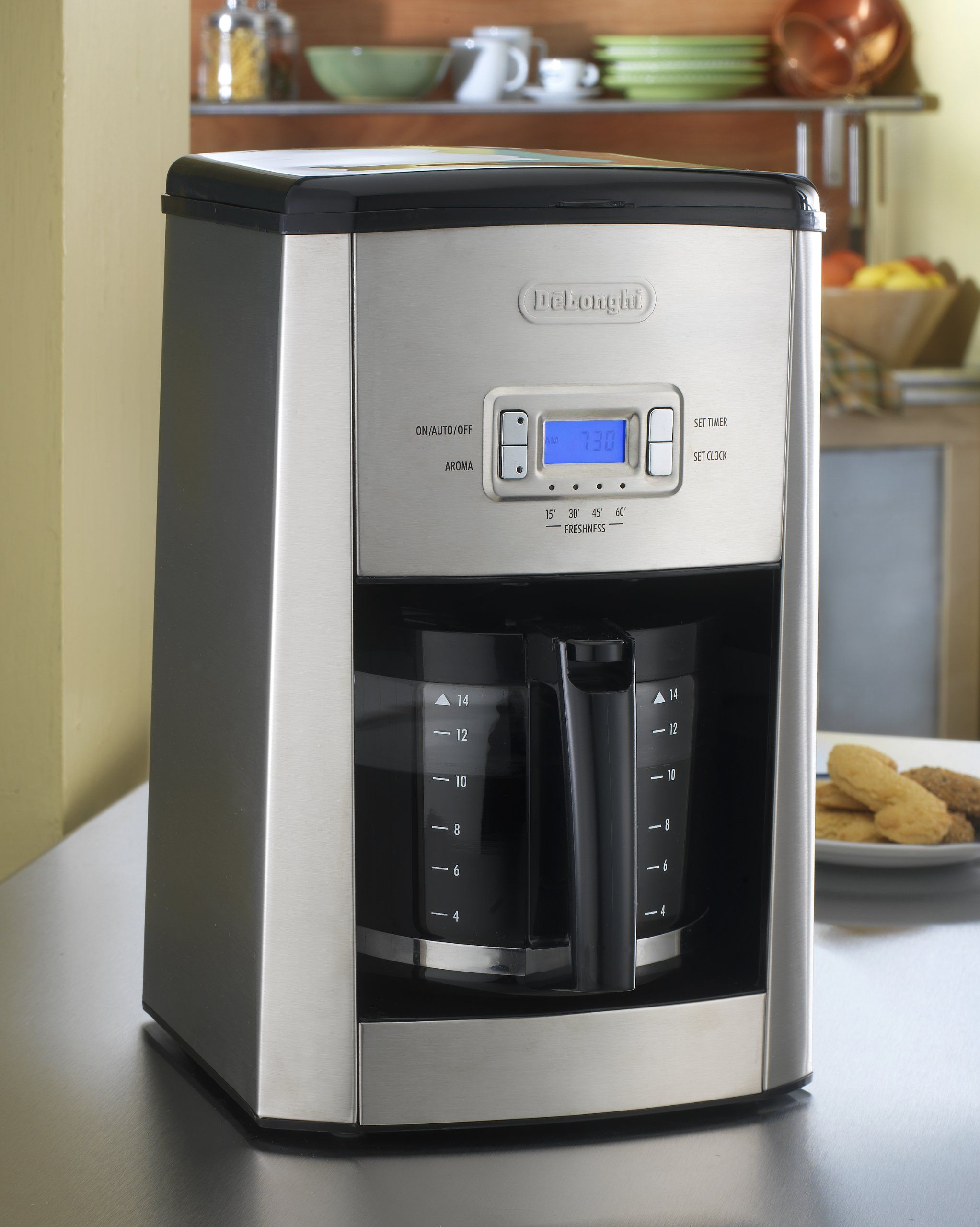 Delonghi Dc514t 14cup Programmable Drip Coffeemaker You Can Find
