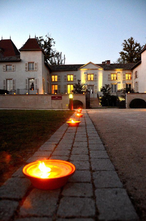 salle de rception chateau des broyers partenaire lyon mariagecom - Salle Mariage Beaujolais