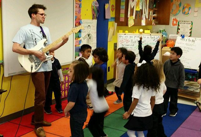 """""""Anarchy in the Pre-K: Teaching Capitalist Ideals to Four-Year-Olds Through Punk"""""""