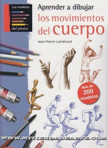 Aprender A Dibujar Los Movimientos Del Cuerpo Humano
