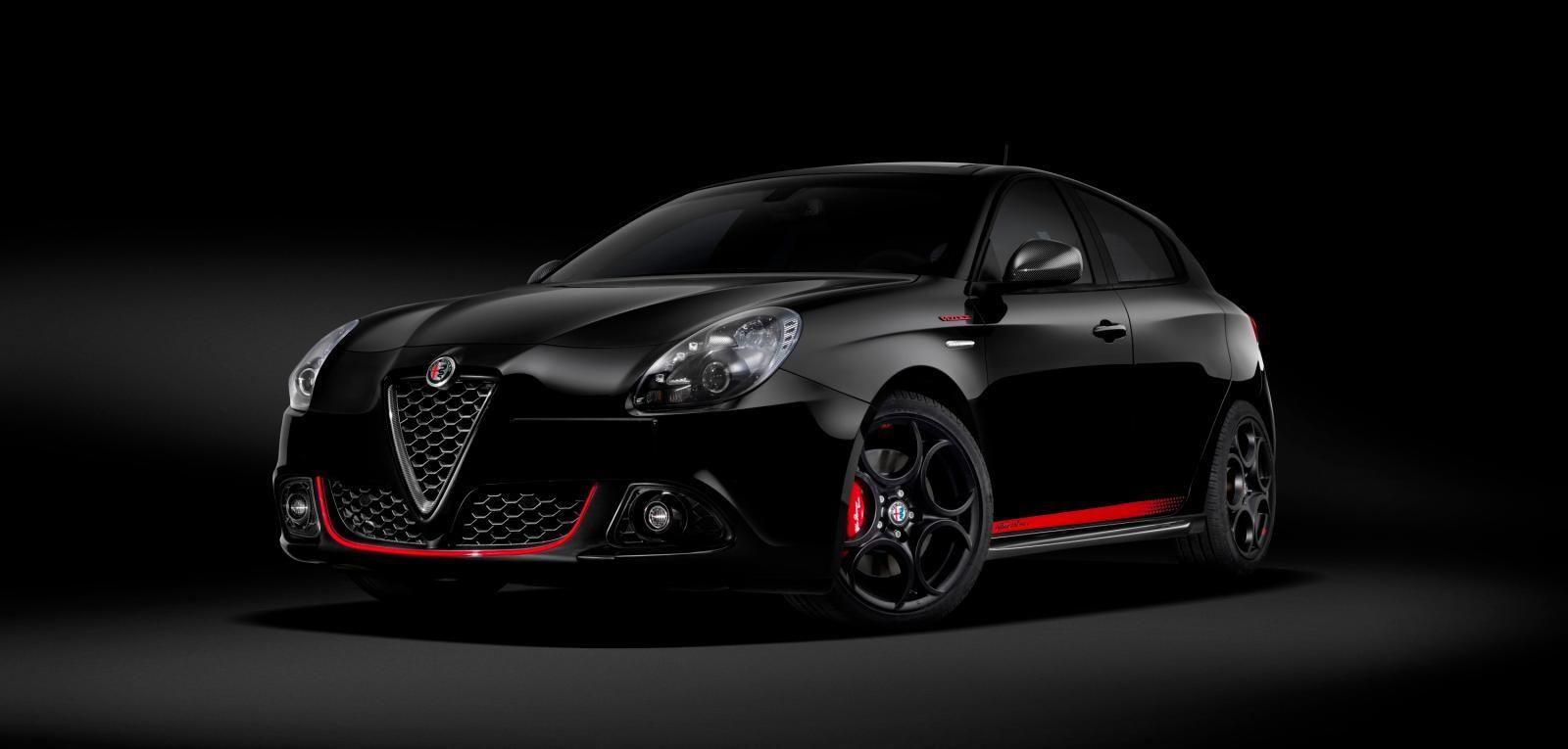 Alfa Romeo Giulietta Veloce S and Mito Veloce S Cars