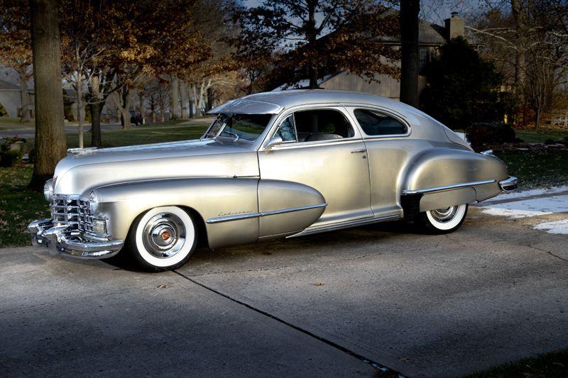 1947 Cadillac Series 61 Sedanette