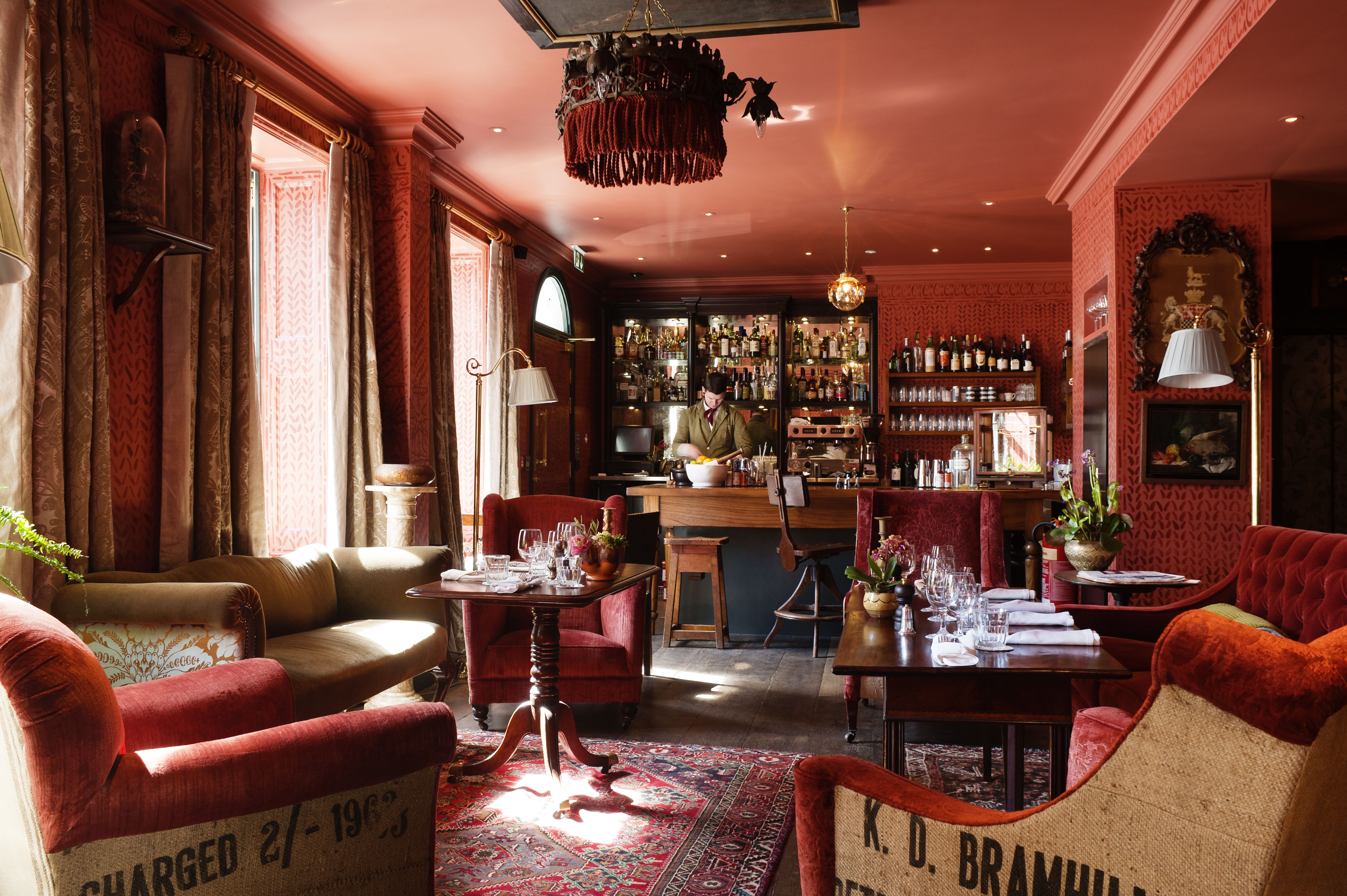 Zetter Bar Zetter Townhouse London Bars Hotel Bar