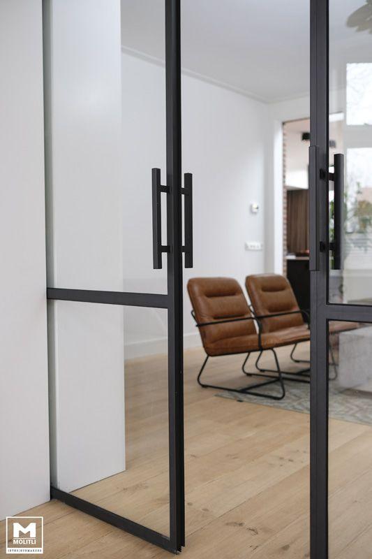 Uitbouw woonkeuken en restyling woonkamer | | Woonkamer | Pinterest ...